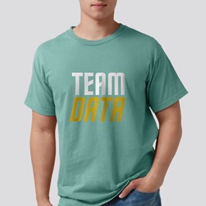 team_data_dark Mens Comfort Colors Shirt