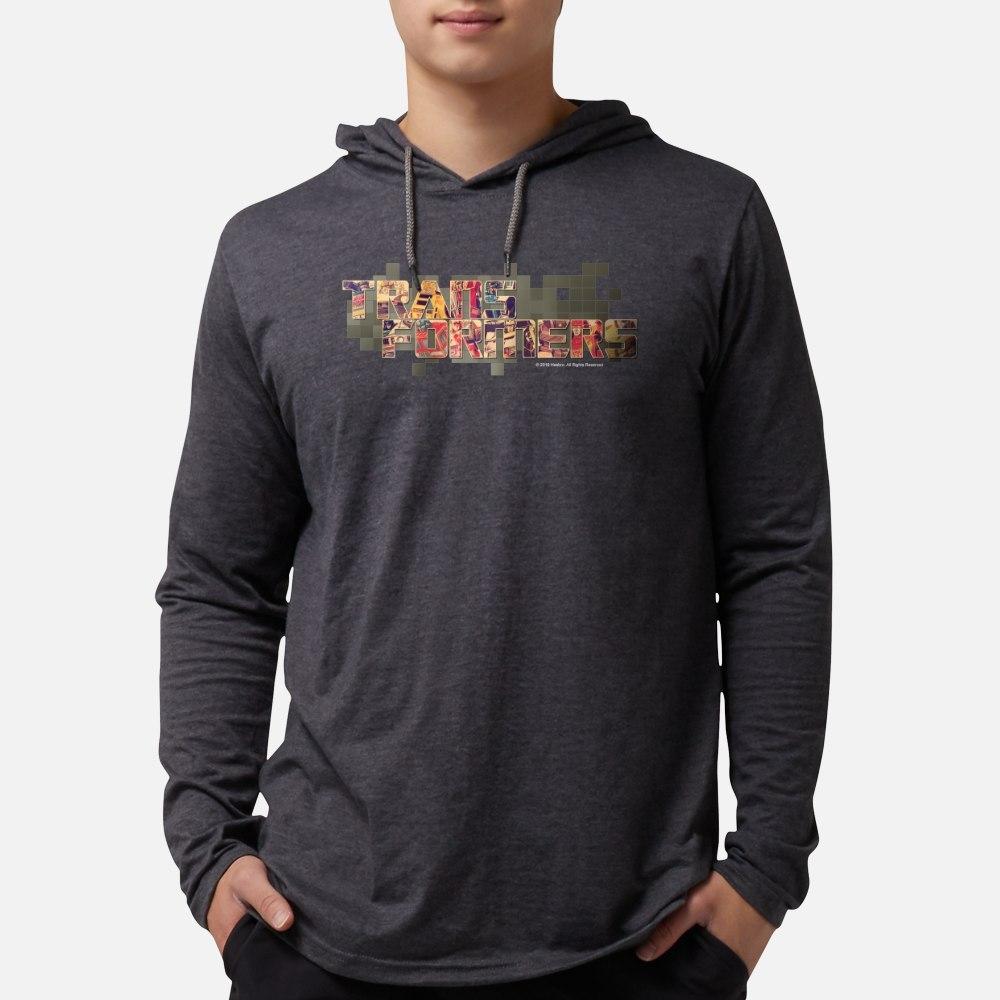 Transformers Logo Hoodied Shirt