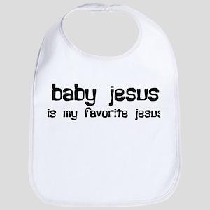 """Baby Jesus"" Bib"