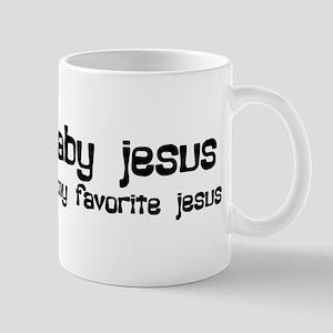 """Baby Jesus"" Mug"