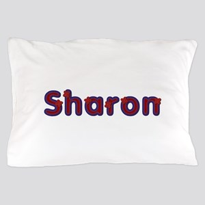 Sharon Red Caps Pillow Case