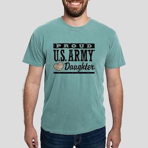 proudarmydaughter981 Mens Comfort Colors Shirt