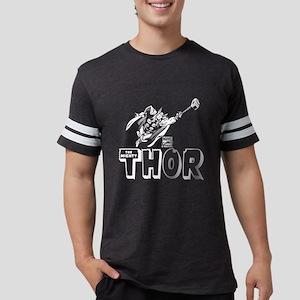 Marvel Comic Thor 4 Mens Football Shirt