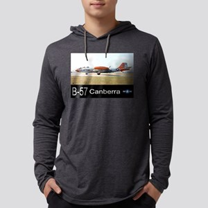 B-57Canberra Mens Hooded Shirt