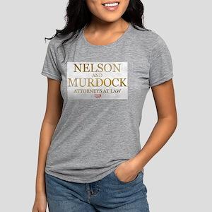 Daredevil Nelson and Murd Womens Tri-blend T-Shirt