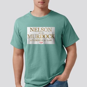 Daredevil Nelson and Mur Mens Comfort Colors Shirt