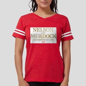 Daredevil Nelson and Murdock Womens Football Shirt