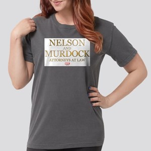 Daredevil Nelson and M Womens Comfort Colors Shirt