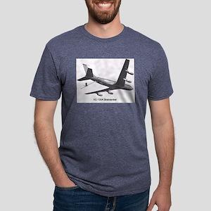 KC-135A-Stratotanker-1500 Mens Tri-blend T-Shirt