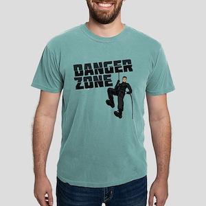 Archer Danger Zone Dark Mens Comfort Colors Shirt