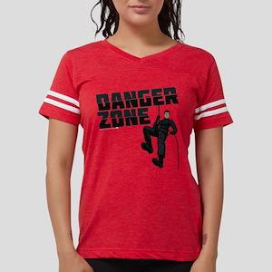 Archer Danger Zone Dark Womens Football Shirt