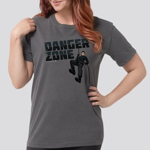 Archer Danger Zone Dar Womens Comfort Colors Shirt