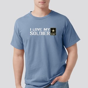 U.S. Army: I Love My Sol Mens Comfort Colors Shirt