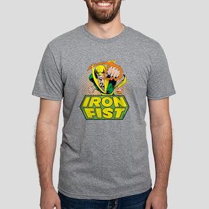 Iron Fist 1 Mens Tri-blend T-Shirt