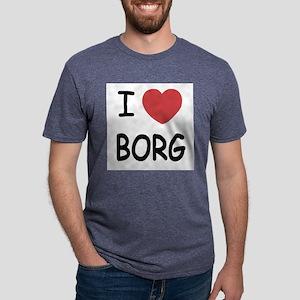 BORG Mens Tri-blend T-Shirt