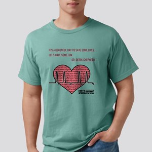 ITS A BEAUTIFUL... Mens Comfort Colors Shirt