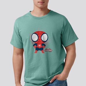 Spiderman-Mini light Mens Comfort Colors Shirt