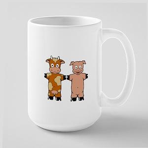 COW AND PIG Mug