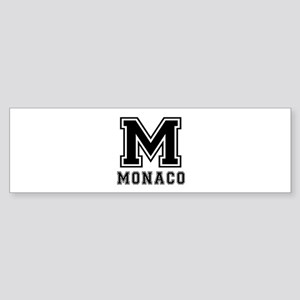 Monaco Designs Sticker (Bumper)