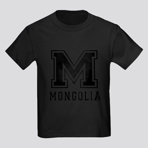 Mongolia Designs Kids Dark T-Shirt