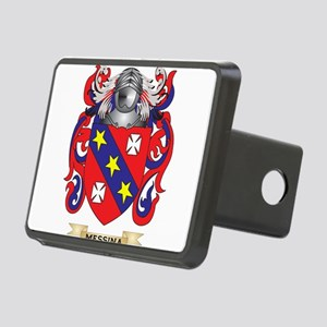 Messina Coat of Arms - Family Crest Hitch Cover