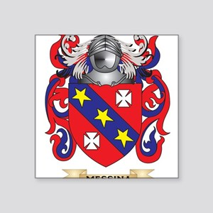 Messina Coat of Arms - Family Crest Sticker