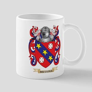Messina Coat of Arms - Family Crest Mug