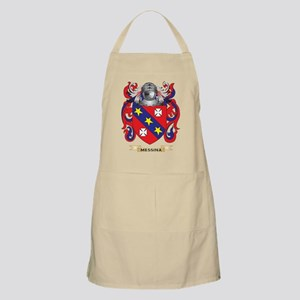 Messina Coat of Arms - Family Crest Apron