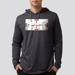 how_airplanes_fly_2 Mens Hooded Shirt