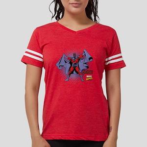 Magneto X-Men Womens Football Shirt