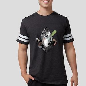 Jessica Jones Mens Football Shirt