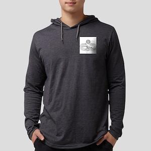 Maintenance badge, Command copy Mens Hooded Shirt