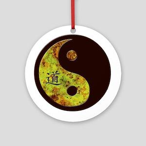 Ancient Dao Ornament (Round)