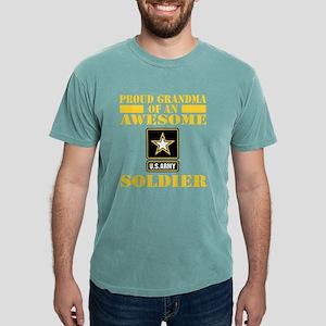 armyawesomegrandma2 Mens Comfort Colors Shirt