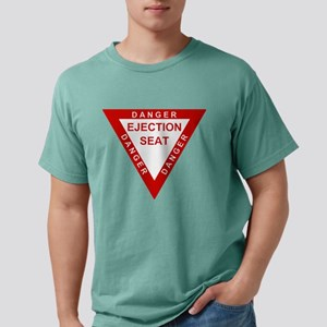 EJECTION SEAT LARGE Mens Comfort Colors Shirt
