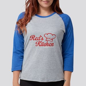 OITNB: Red's Kitchen  Womens Baseball Tee