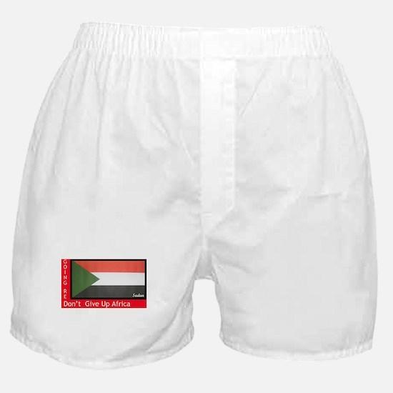 Unique Support egypt Boxer Shorts