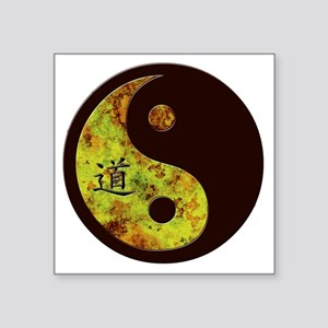 "Ancient Dao Square Sticker 3"" x 3"""