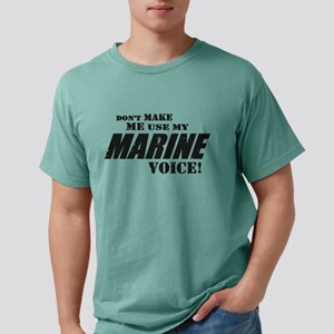 Marine Voice Mens Comfort Colors Shirt