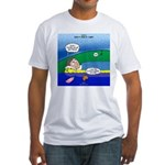 Camp Rain Fitted T-Shirt