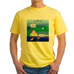 Camp Rain Yellow T-Shirt