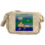 Camp Rain Messenger Bag