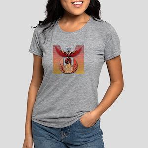 Falcon Womens Tri-blend T-Shirt