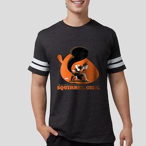 Squirrel Girl Orange Mens Football Shirt