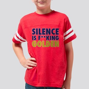 Entourage: Silence Is Golden Youth Football Shirt