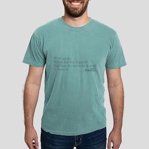 We're Adults - Grey's An Mens Comfort Colors Shirt