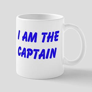 I Am The Captain Mug