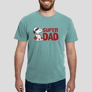 Super Dad Dark Mens Comfort Colors Shirt