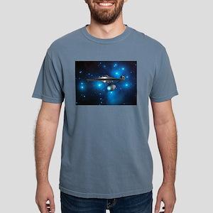 STARTREK 1701A PLEIADES Mens Comfort Colors Shirt
