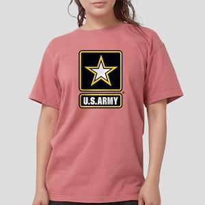 f5f73ff5 U.S. Army Gold Star Lo Womens Comfort Colors Shirt